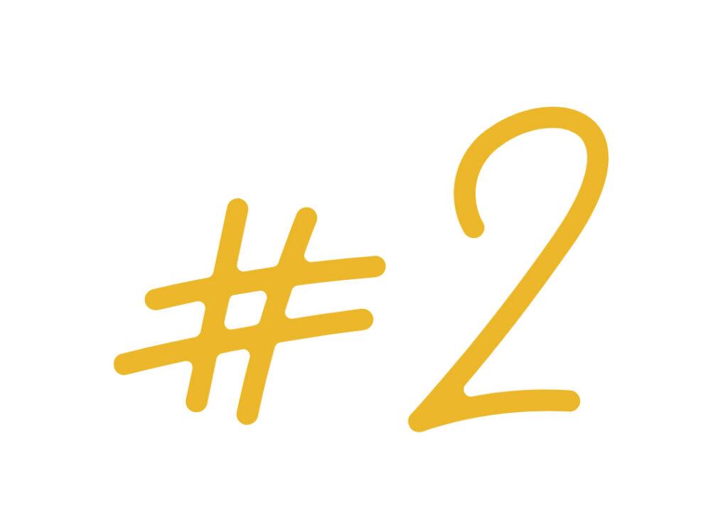 5 choses à savoir sur moi #2