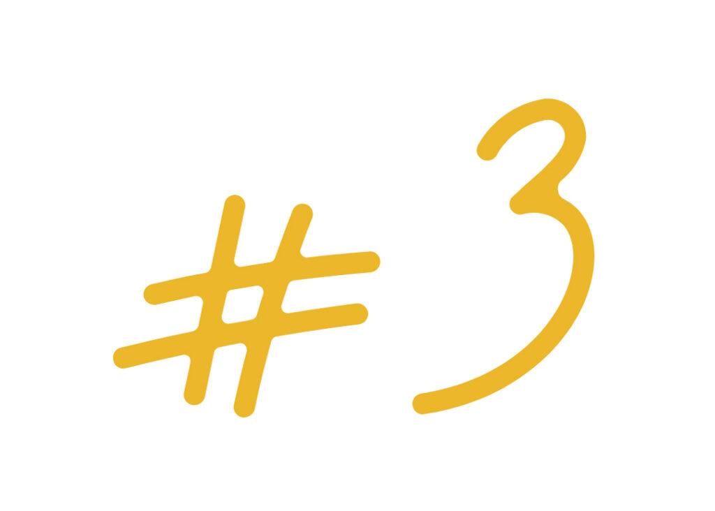 5 choses à savoir sur moi #3