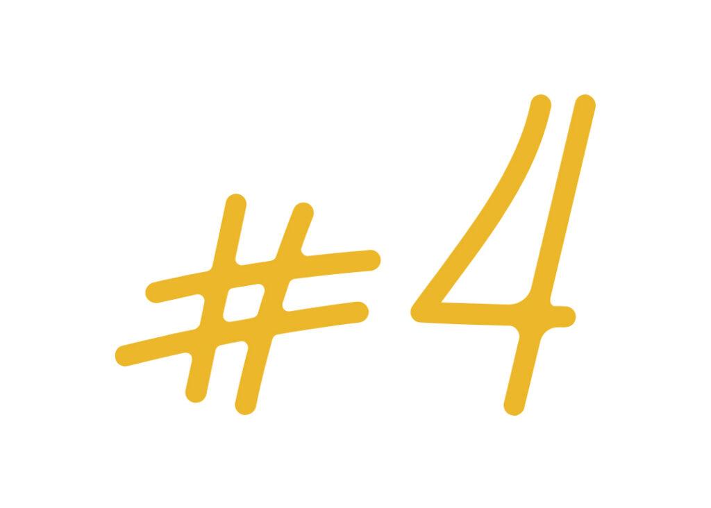 5 choses à savoir sur moi #4